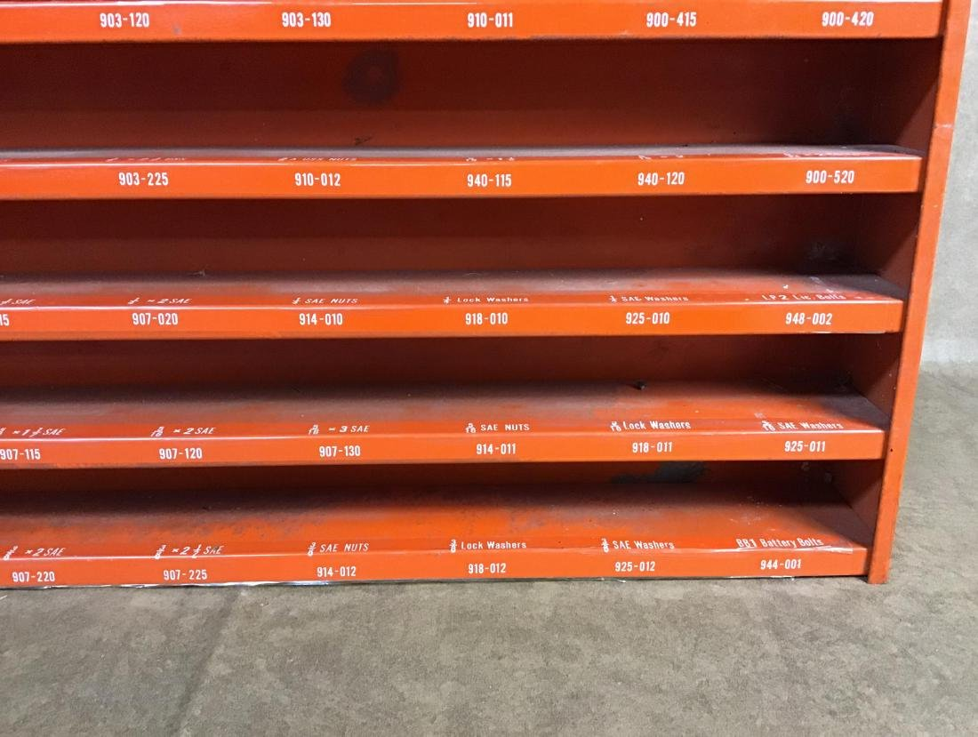 Dorman Automotive Fasteners Display Cabinet - 3