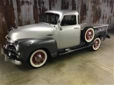 1954 Chevrolet Step Side Truck