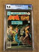 Brave And The Bold #132 CGC 9.4