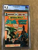 Brave And The Bold #122 CGC 9.2