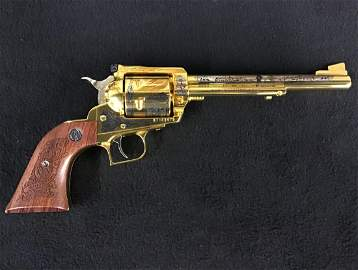 Limited Edition Gold Plated Ruger 44 Mag Kingsport, TN