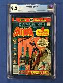 Brave and Bold #130 CGC 9.2
