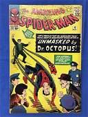 Amazing Spiderman #12