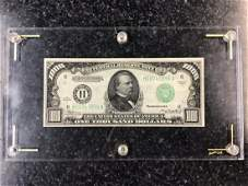 1934 St. Louis $1000.00 Note
