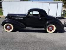 1936 Buick All Original