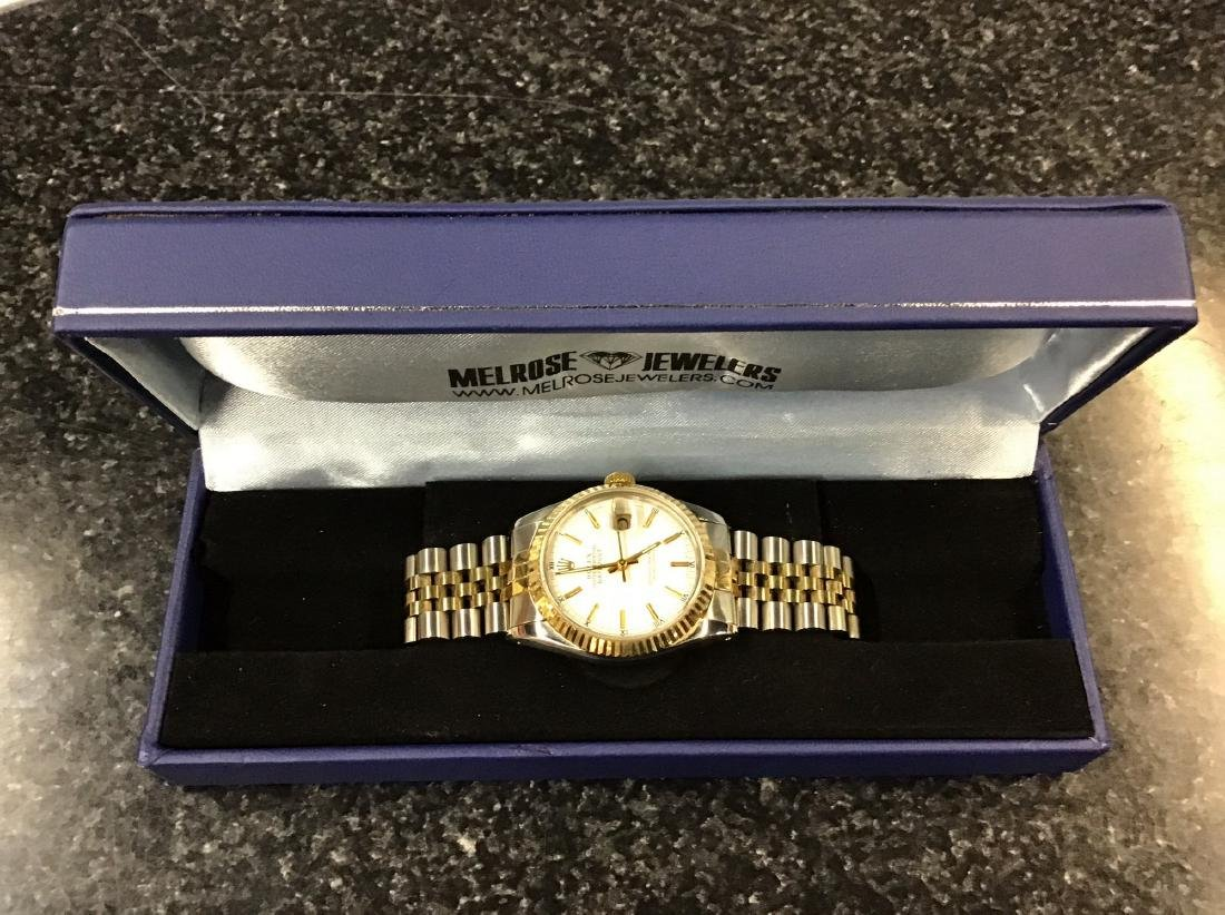 Rolex Oyster Perpetual Lady's Datejust Watch