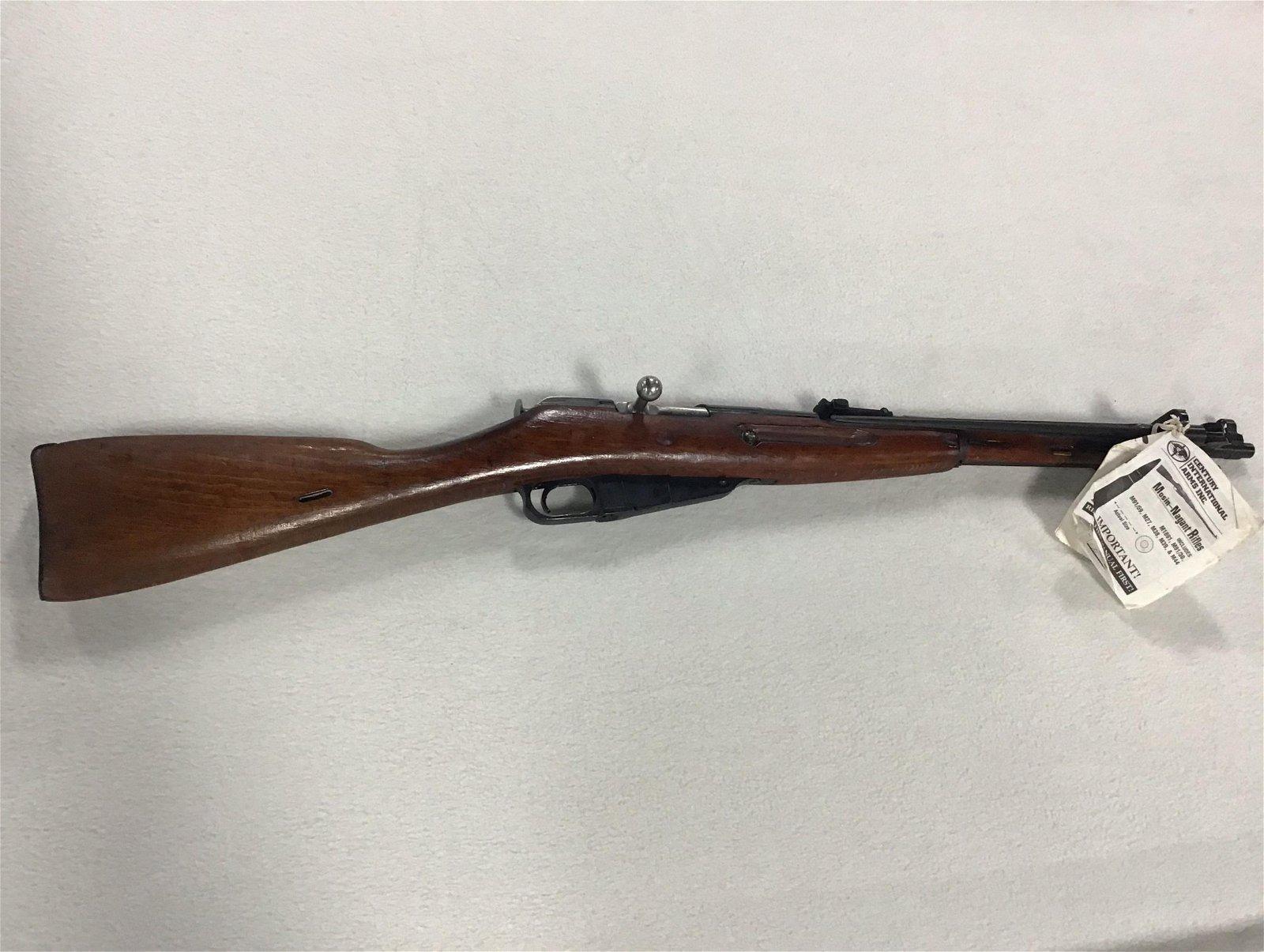 1952 Mosin Nagant Czech Model M44 with Bayonet
