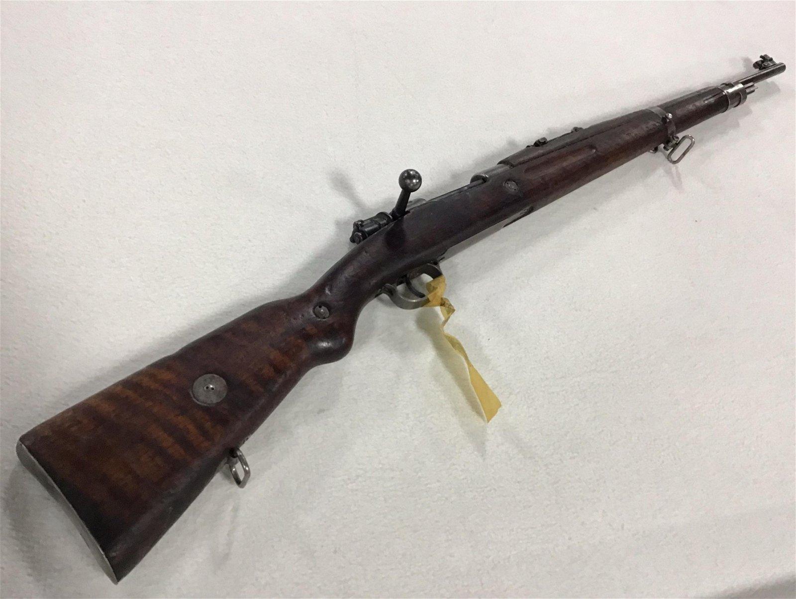 Czech Mauser Model V724 8MM