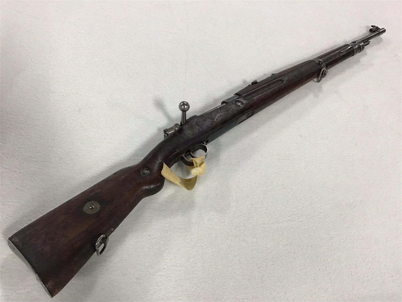 Czech Mauser 8MM