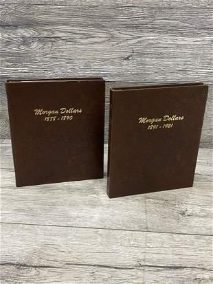 DANSCO MORGAN DOLLAR COLLECTION- 84 MORGAN DOLLARS