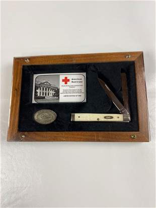CASE XX AMERICAN RED CROSS PHYSICIANS KNIFE