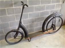 Original Ingo Bicycle – Eccentric Hub Scooter