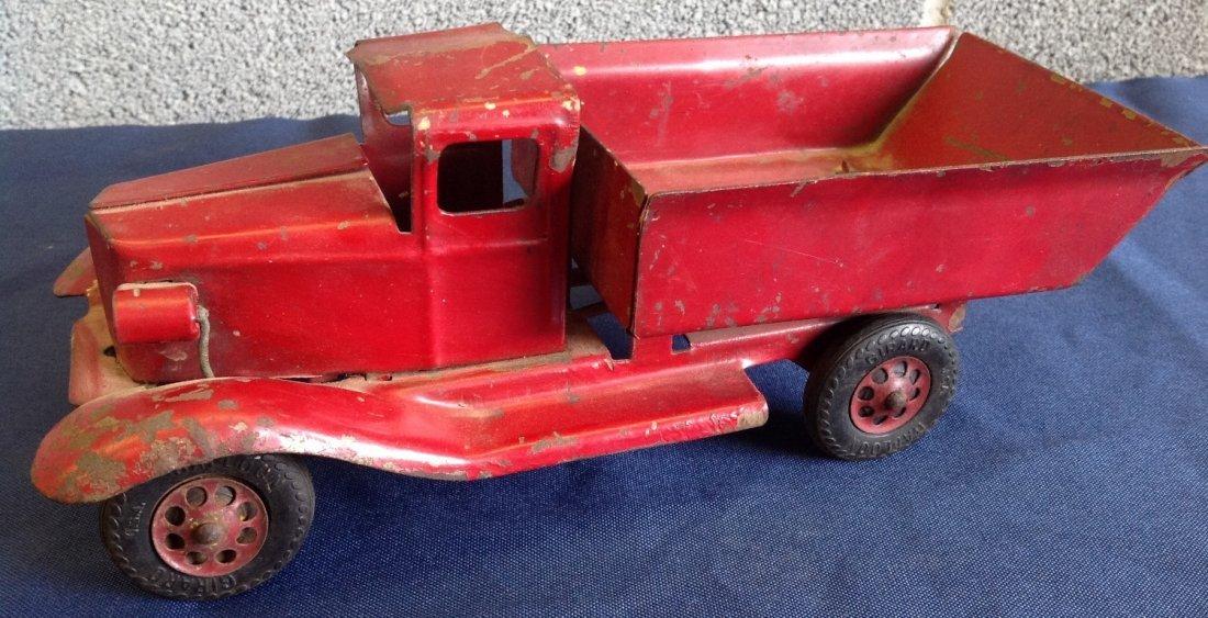 1930's Girard Pressed Steel Toy Truck