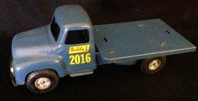 1950's Buddy L Flat Bed Truck - 2016
