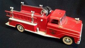 1960's Tonka Fire Dept. Pumper Fire Truck