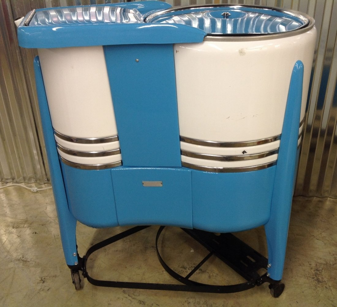 Vintage Easy Spindrier Washing Machine - 6