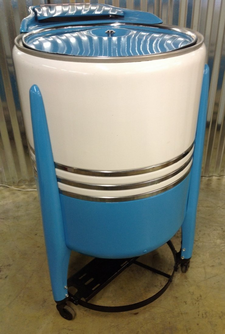 Vintage Easy Spindrier Washing Machine - 9