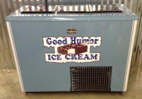 1950's Frigidaire Good Humor Ice Cream Freezer