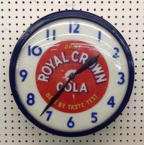 1950's Royal Crown Cola Clock