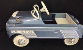 Restored 1950's Amf Sky Lark Pedal Car