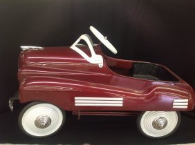Professionally Restored Murray Pedal Car