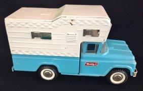 1960's Buddy L Camper Truck