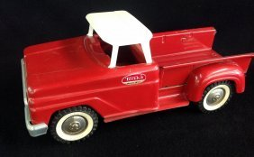 Mid 1960's Tonka Stepside Pickup Truck