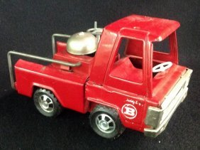 1970's Buddy L Fire Truck