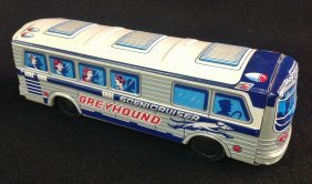 1960's Greyhound Scenicruiser No. 81