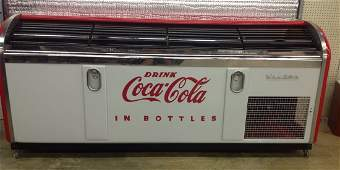 1950 Victor 4 Door Coca-Cola Cooler