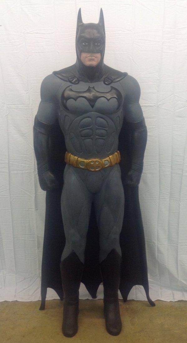 "George Clooney Life Size ""Batman"""