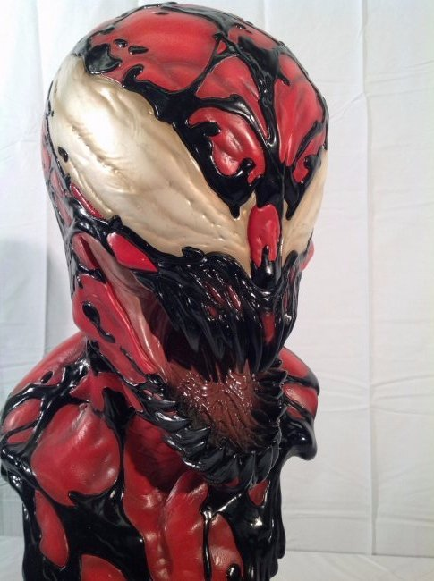 Carnage Life Size Bust by Sideshow Collectibles - 2