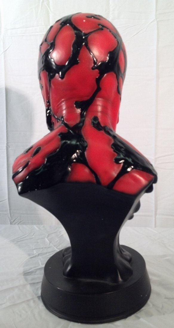 Carnage Life Size Bust by Sideshow Collectibles - 4