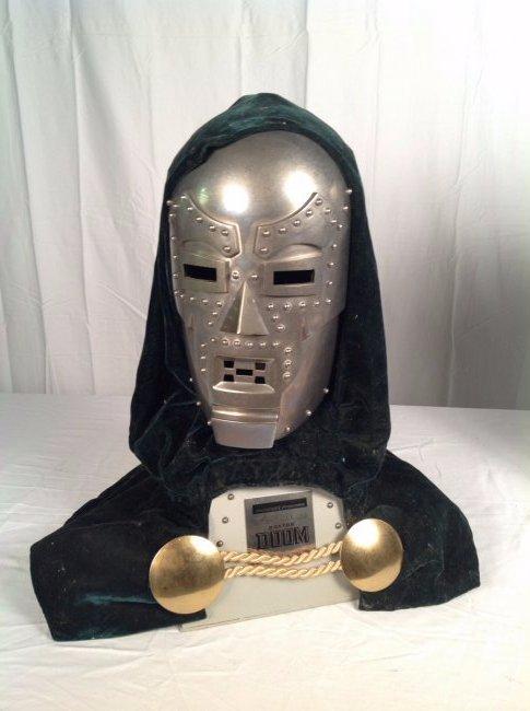 Dr. Doom mask