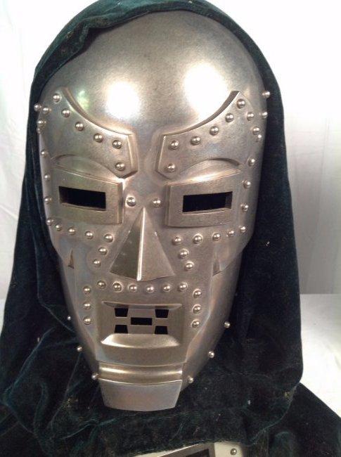 Dr. Doom mask - 2