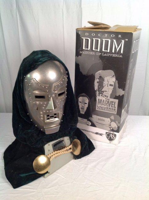 Dr. Doom mask - 5