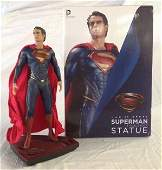 Superman Statue by DC Direct