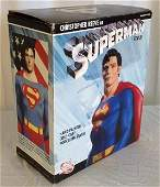 Christopher Reeve as Superman Statue by DC Direct