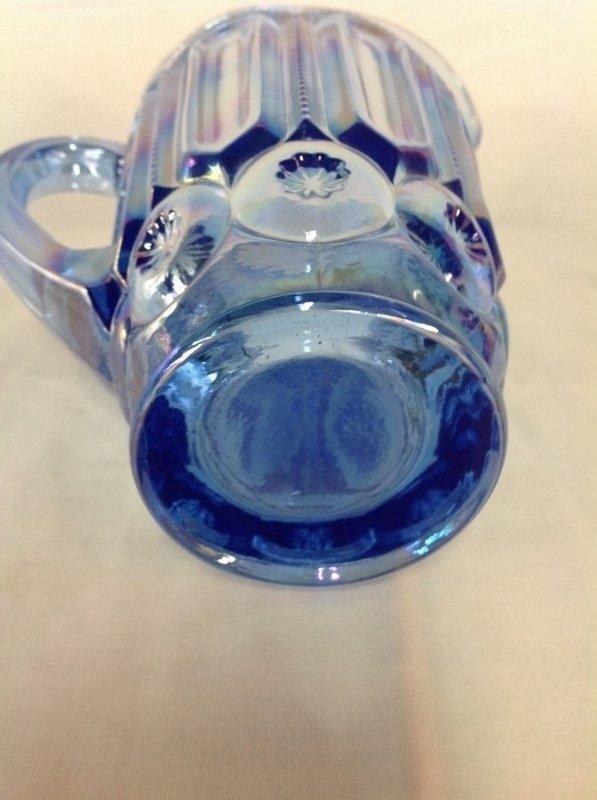 Smith Water Set Blue Moon Star Pattern - 4