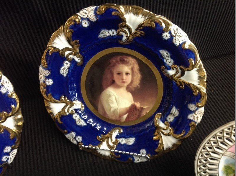 Decorative Austrian China - 3
