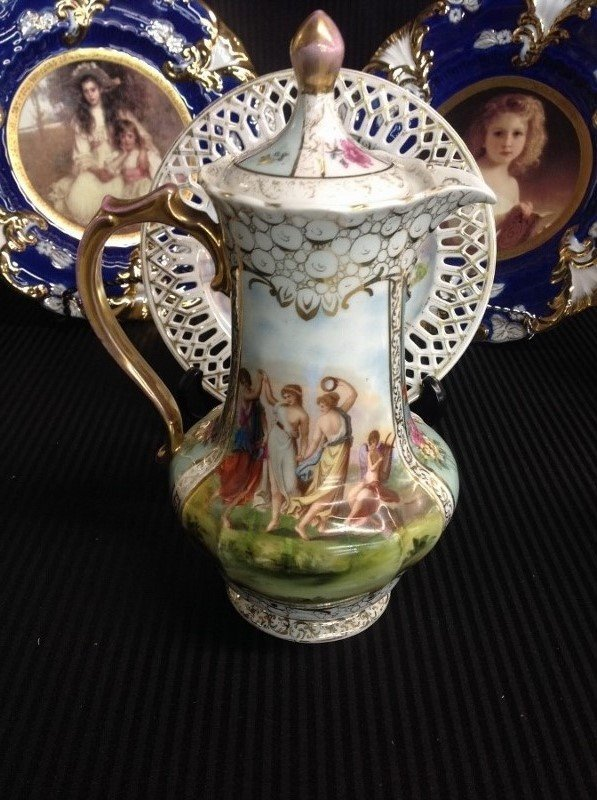 Decorative Austrian China - 4