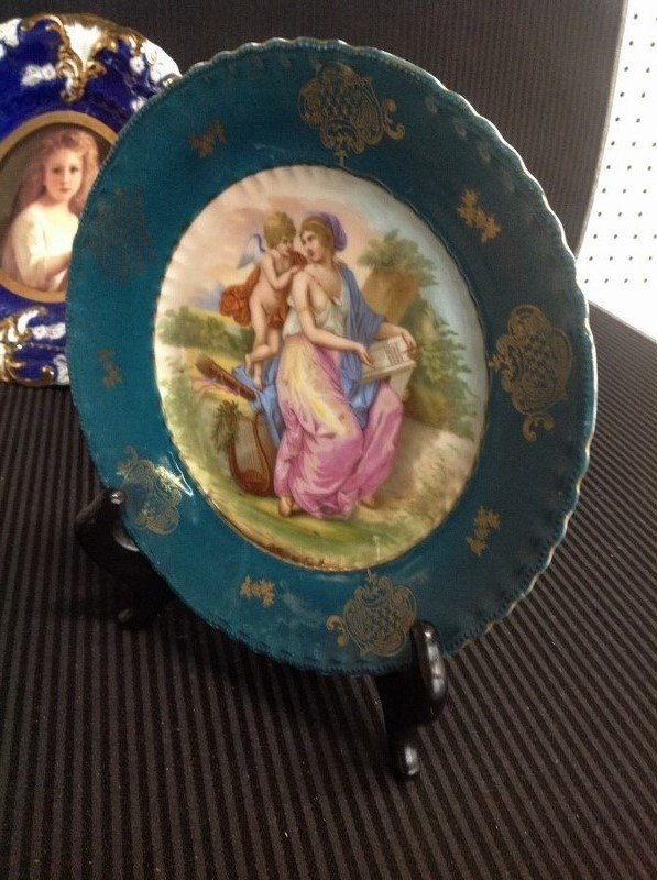 Decorative Austrian China - 5