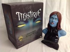 Mystique Legendary Scale Bust