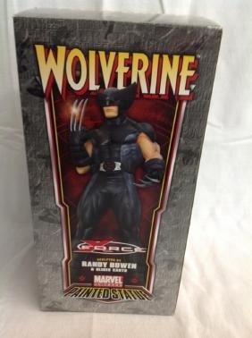 "Wolverine ""X Force"" Version Statue"