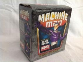 Machine Man Mini Bust