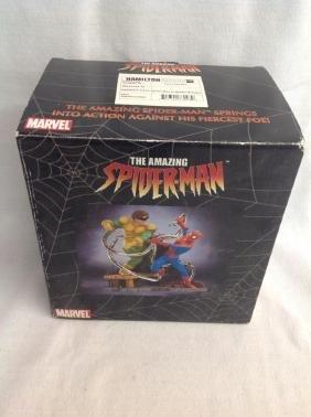 The Amazing Spider-Man Diorama