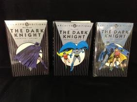 The Dark Knight Vol 1,2,&3