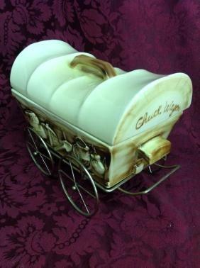 US McCoy Chuck Wagon Cookie Jar