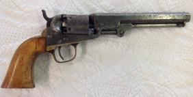 Colt Model 1849 Pocket 36 cal Black Powder Revolver