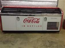 Victor 4 Door Coca-Cola Cooler